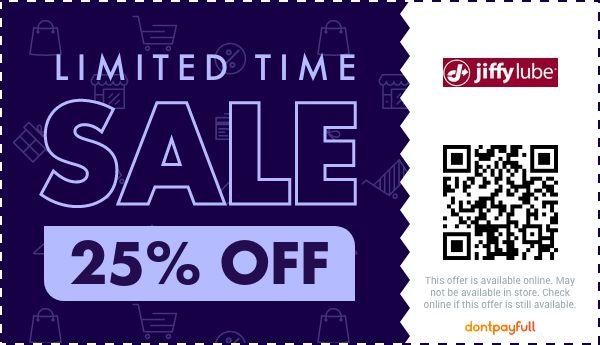 Chicagoland jiffy lube coupons illinois
