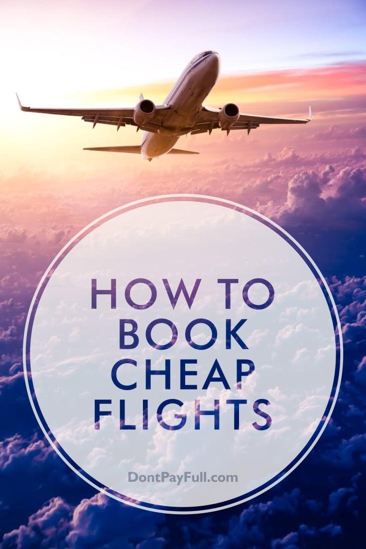 Book Cheap Flight Tickets