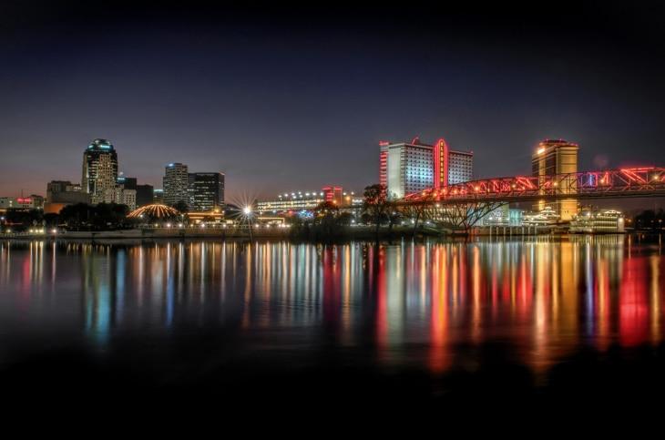 Cheap Place to Retire: Shreveport, LA