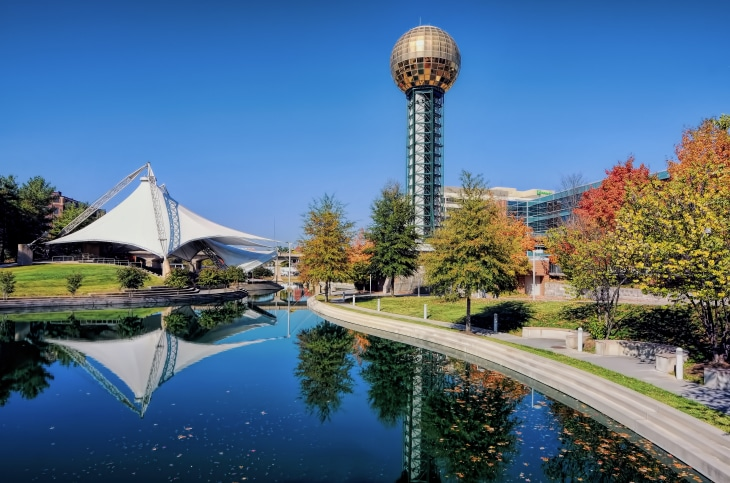 Cheap Place to Retire: Knoxville, TN