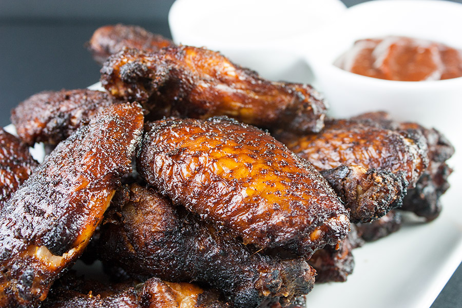 Amazing Smoked Chicken Wings - The Secrets to making amazingly delicious smoked wings with step by step instructions. These will be a smashing success at any kind of get-together. MUST TRY!