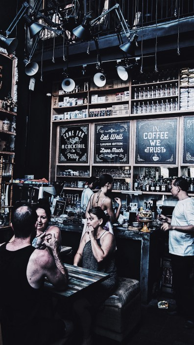 THE COFFEE LIBRARY BALI