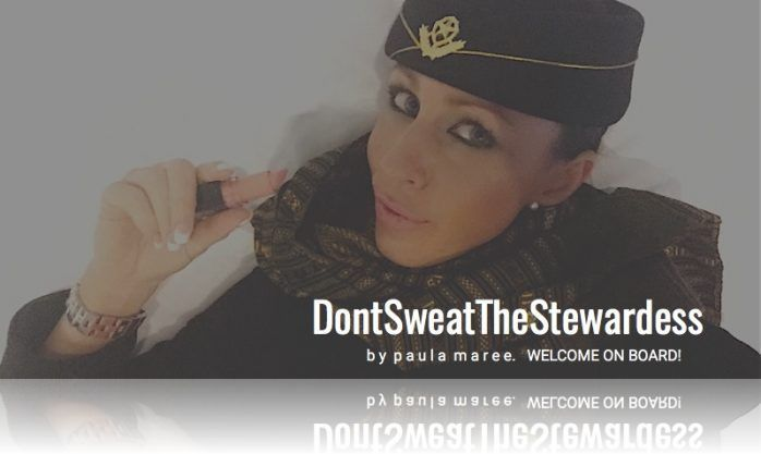 DON'T SWEAT THE STEWARDESS - FLIGHT ATTENDANT TRAVEL BLOG