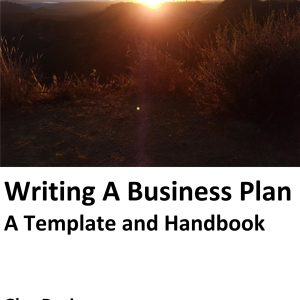 eBook - Writing a Business Plan