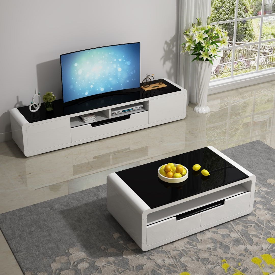 center table tv stand a2097