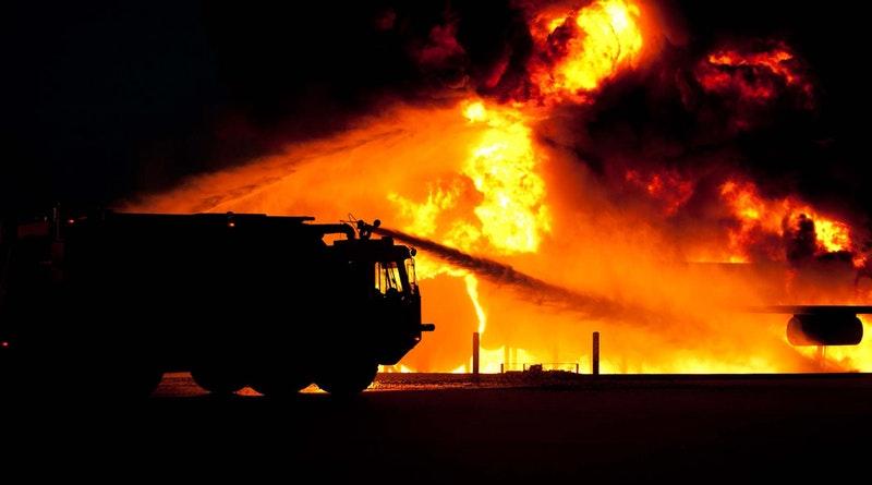 Eloltották a királyszentistváni hulladéklerakóban keletkezett tüzet