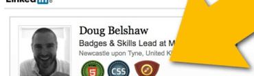 Open Badges: Doug Belshaw