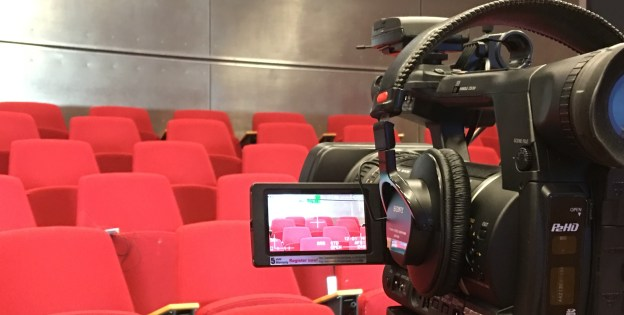 Video Filming David Hopkins