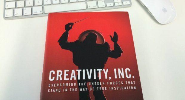 Books to Read for Motivation Creativity Inc Ed Catmull Amy Wallace New York Times Bestseller