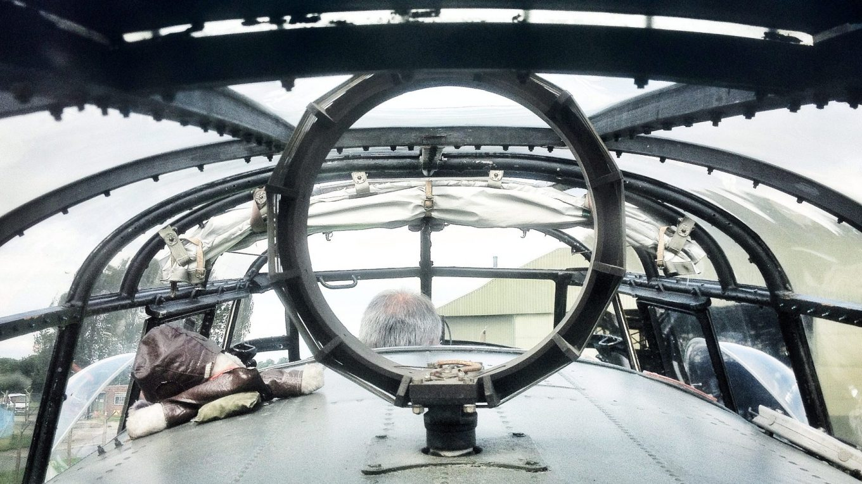 Lancaster Bomber