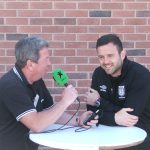A relaxing interview with referee Billy Vaughan, taking a well deserved break from the Premier League free kicks cup.