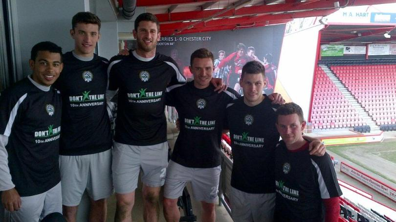 Bournemouth FC Support DXTL Referee Awareness Weekend 2 Image