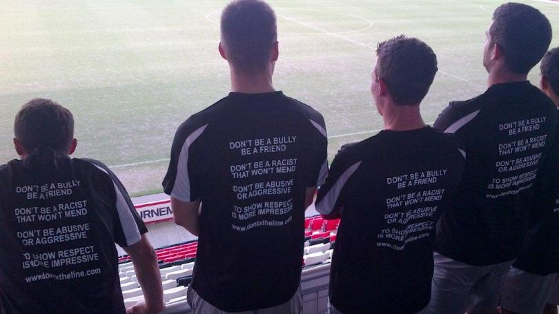 Bournemouth FC Support DXTL Referee Awareness Weekend Image