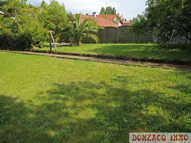 Vente Terrain AQUITAINE 64600 Cte Basque