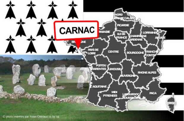 illustration pour Carnac : Inaguration d'Automazic
