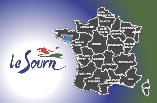 illustration pour Le Sourn, le libre en Normandie