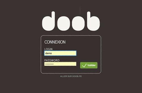 Login doob.pro