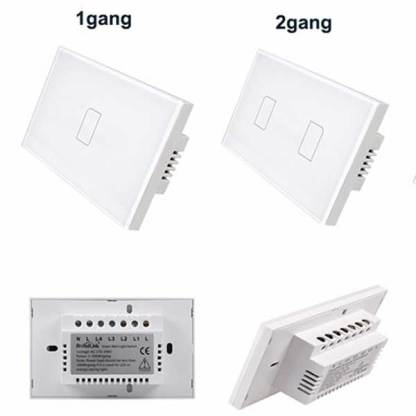 TC2 smart light switch Broadlink