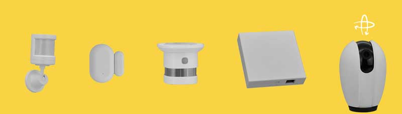 Smart security kit