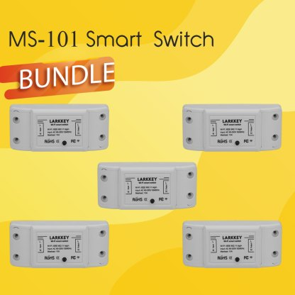 MS-101 Power Switch Pack of 5