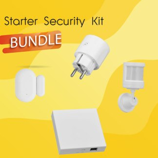 Starter Security Kit bundle