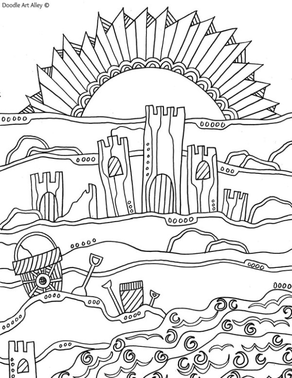 free coloring pages for adults printable # 86
