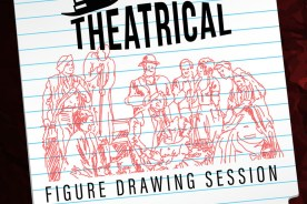 Theatrical Drawing Session Joins BGC Arts Center Festival
