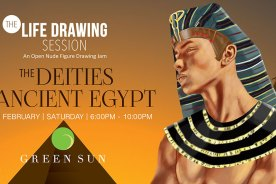 Ancient Egypt reborn for the 5th edition of The Life…