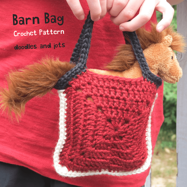 Horse Stable Crochet Pattern Doodles And Jots
