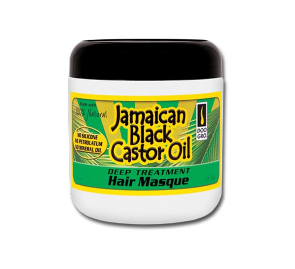 Jamaican Black Castor Oil Deep Treatment Hair Masque Doo