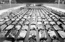 spanish flu ward