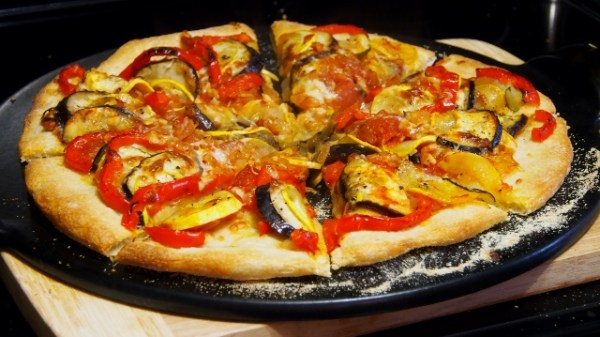 Ratatouille Pizza | doomthings