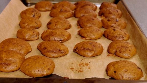 Spiced Pumpkin Cookies   doomthings