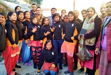 अल्मोड़ा: किशोरी बाल गृह बख में निर्भया फण्ड योजना के तहत कार्यक्रम आयोजित