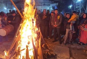 हज़ारा बुणजाई बिरादरी ने लोहड़ी के वार्षिकोत्सव से आपसी सौहार्द का परिचय दिया – अभिनव थापर