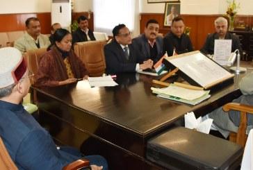 सीता माता के मन्दिर निर्माण के लिए एक राज्य स्तरीय ट्रस्ट बनाया जायेगा: मुख्यमंत्री