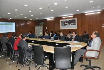 मुख्य सचिव की अध्यक्षता में हिमालय दर्शन योजनाओं, रणनीति और प्रगति की समीक्षा बैठक आयोजित