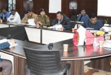 भगवत सिंह मकवाना की अध्यक्षता में स्वच्छकारों के विभिन्न योजनाओं की बैठक