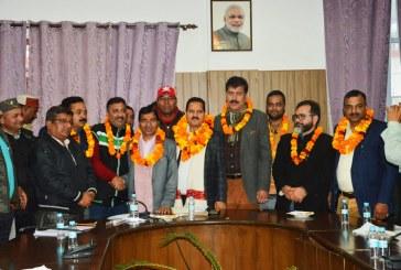 स्टेट प्रेस क्लब उत्तराखंड के चुनाव सम्पन्न विश्वजीत अध्यक्ष डिमरी महामंत्री चुने गए