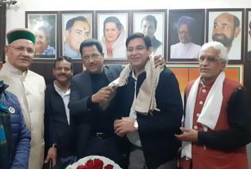 देहरादून: नए साल में नए जोश के साथ कांग्रेस कार्यकर्ता लड़ेंगे जनता की लड़ाईः प्रीतम सिंह