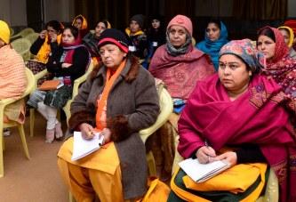 हरिद्वार: शांतिकुंज में कन्या कौशल अभिवर्धन प्रशिक्षण शिविर का समापन