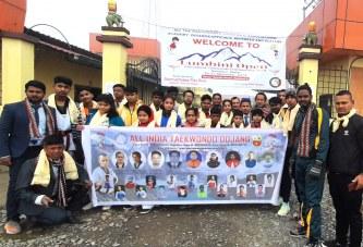हरिद्वार: नेपाल के लुम्बिनी में ओपन इंटरनेशनल ताइक्वांडो चैम्पियनशिप में स्वर्ण पदक जीता