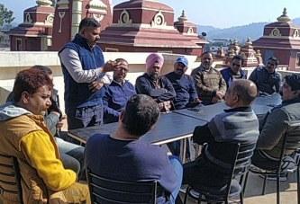 हरिद्वार से उत्तराखंड चार धाम यात्रा का संयुक्त रोटेशन बनाए सरकारः चोपड़ा