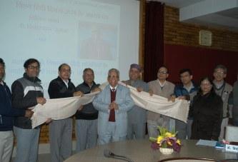 हरिद्वार: भेल में मनाया गया विश्व हिंदी दिवस