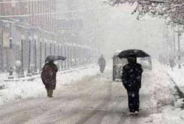 उत्तराखंड में आज से तीन दिन बारिश और बर्फबारी की संभावना