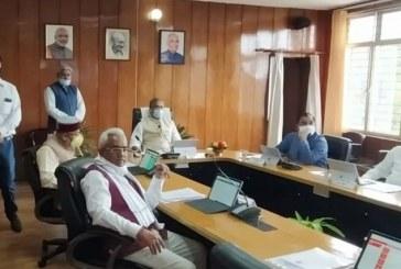कोविड-19: मुख्यमंत्री ने कुशल एवं अकुशल युवाओं के लिए पोर्टल का किया शुभारंभ