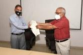 DIPR में आयोजित विदाई समारोह में यमुना प्रसाद व्यास को सेवानिवृत्त होने पर भावभीनी विदाई