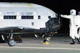 अमेरिका ने अंतरिक्ष में एक्स-37बी नाम के ड्रोन को अंतरिक्ष में भेजा है