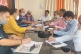 भाजपा प्रदेश मीडिया विभाग के प्रदेश कार्यालय के कार्यों का विभाजन