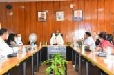 मुख्यमंत्री  ने कोविड-19 एवं डेंगू के रोकथाम लिए सभी जिलाधिकारियों से वीडियो कांफ्रेंस के माध्यम से बैठक की